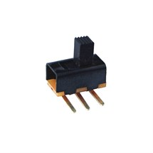 IC-206 Slide Switch ON-OFF 3P 90° PCB