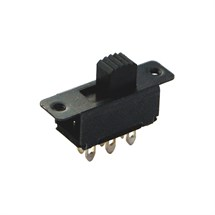 IC-208A Slide Switch ON-OFF-ON 6P